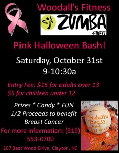 PInk Party Halloween 2015