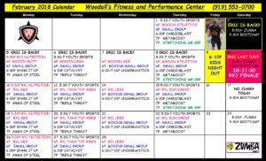 Cardio Blast! @ Woodall's Fitness and Performance Center | Clayton | North Carolina | United States
